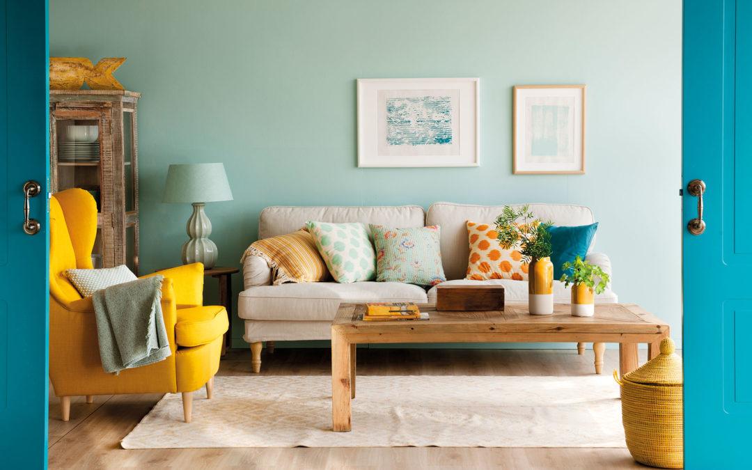 Decoración y muebles Torrevieja: Amarillo al sol mediterráneo