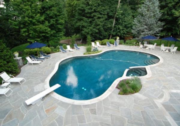 ¿Qué piscina instalo en mi jardín?