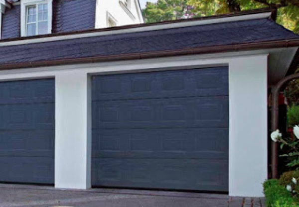 ¿Qué tipos de puertas de garajes existen?