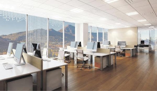 Reforma de oficinas en Alicante