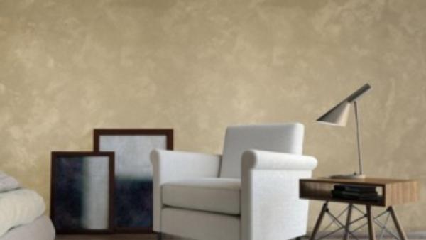 Decorar tus paredes de forma original con efectos de pintura