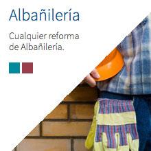 Reformas integrales en Alicante. Albañilería y pequeñas reformas para el hogar. Más de 25 años de experiencia.