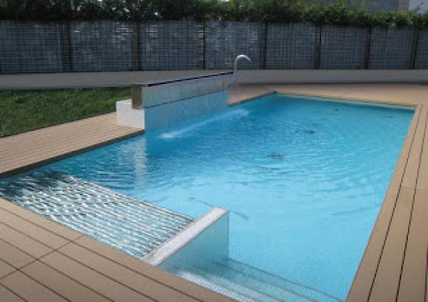 ¿Cómo se construye una piscina?