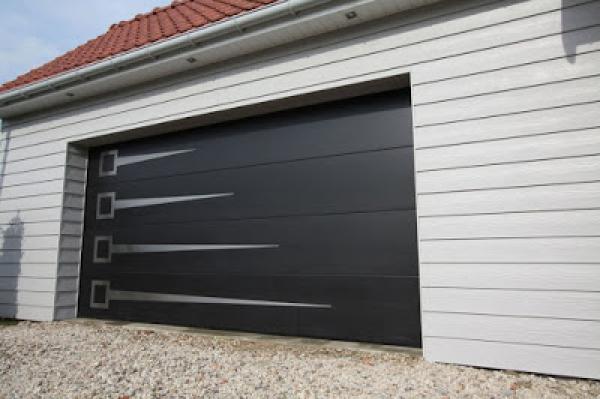 Puertas de garaje para casas cercanas al mar