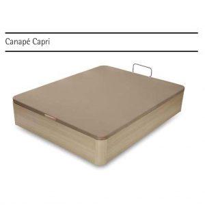 Camape Capri y otros muebles para decorar con gusto dormitorios