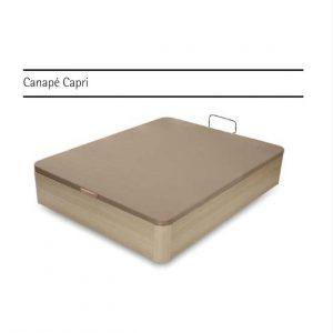 Canape Capri en madera de roble
