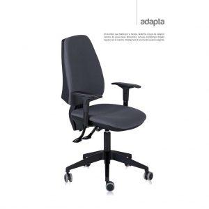 Sillas adapta para oficinas y otros muebles a medida para empresas