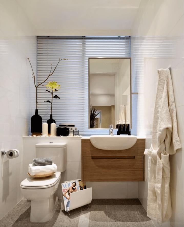 Reformas de baños minimalistas con tendencia actual