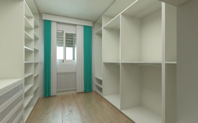 5 ideas de armarios a medida para tu hogar