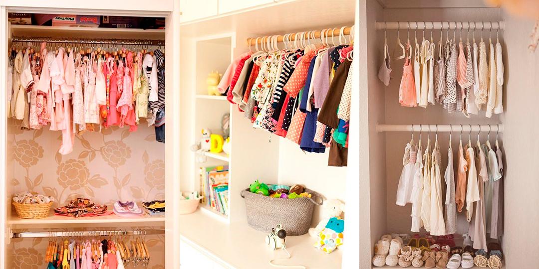Ideas de armarios infantiles a medida, fabricados para crecer con tus pequeños