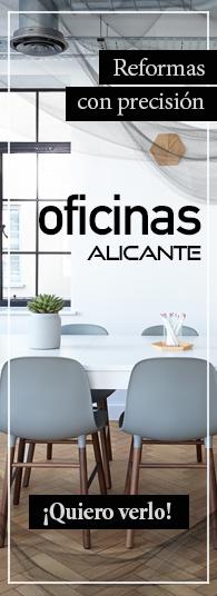 Reformas de oficinas en Alicante, Murcia y alrededores. Expertos en reformas de despachos, salas de conferencias y zonas de trabajo