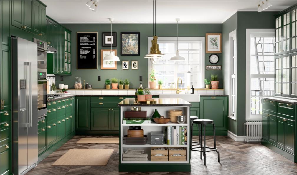 Reformas de cocinas: cómo diseñar una cocina clásica atemporal