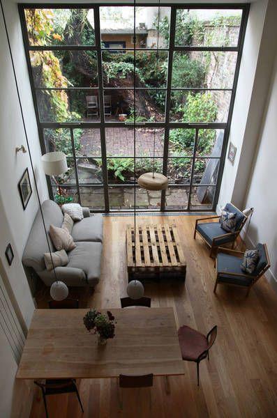 Ventanas de diseño full, preciosas, magestuosas, ideales para conseguir un espacio abierto al exterior